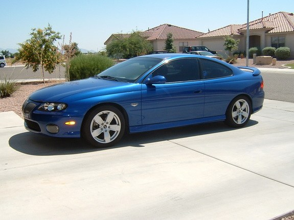 billseast 39 s 2004 pontiac gto in peoria az. Black Bedroom Furniture Sets. Home Design Ideas