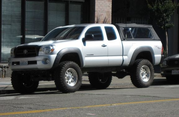 Another SilverSevin 2007 Toyota Tacoma Xtra Cab post... - 10398852
