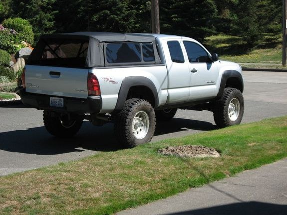 Another SilverSevin 2007 Toyota Tacoma Xtra Cab post... - 10398853