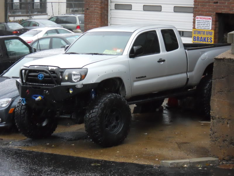 Another SilverSevin 2007 Toyota Tacoma Xtra Cab post... - 10398863