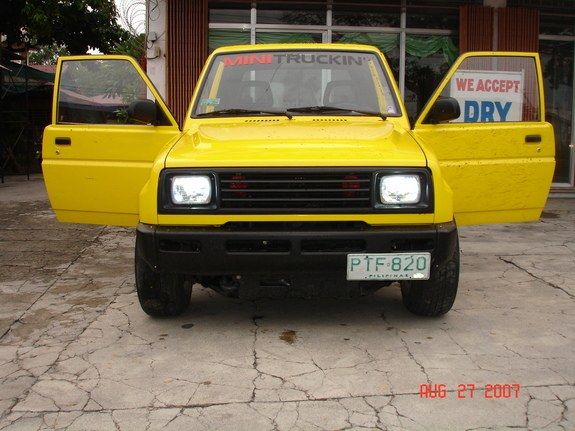 Another john_quizon 1990 Daihatsu Feroza post... - 10436143