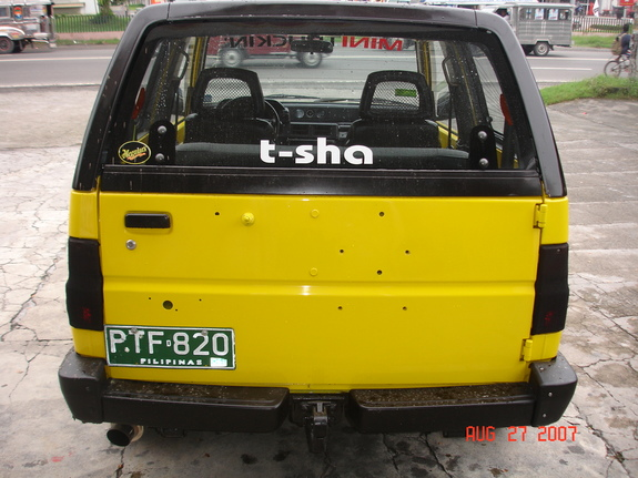 Another john_quizon 1990 Daihatsu Feroza post... - 13789300