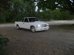 kc_wilson_88s 1997 Chevrolet S10 Regular Cab