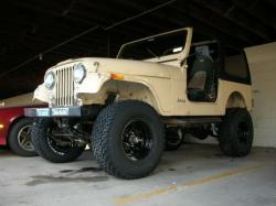 heath_stapleys 1983 Jeep CJ7