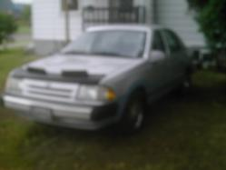moondawg305 1986 Ford Tempo