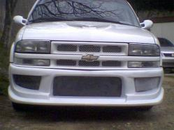 eversole 2001 Chevrolet S10 Extended Cab