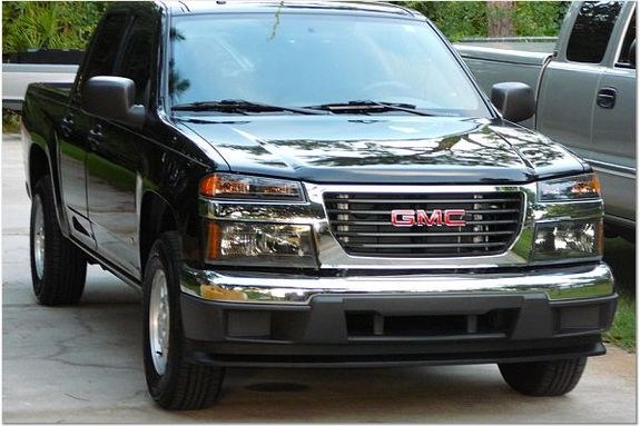 2006 GMC Canyon Regular Cab