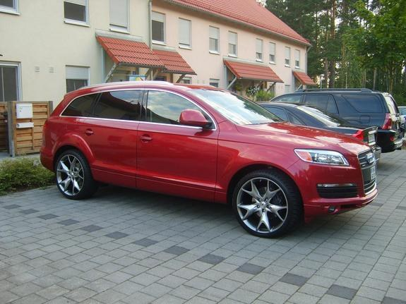 Another CurtisQ7 2007 Audi Q7 post... - 10400169