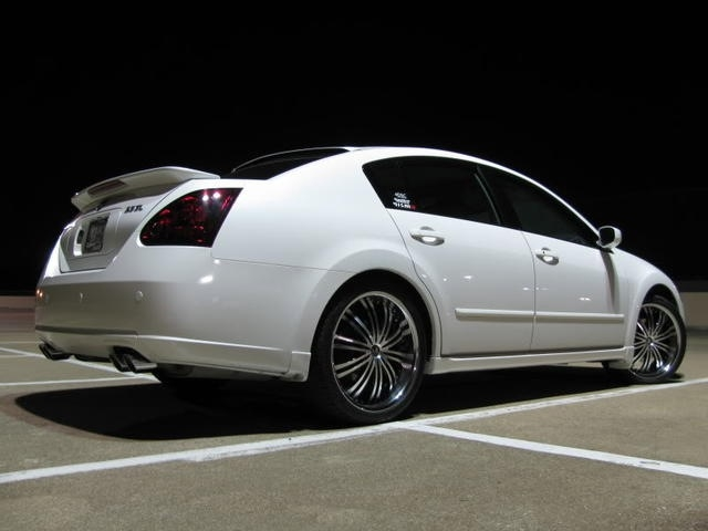Another Nismo4Life07 2007 Nissan Maxima post... - 10217222