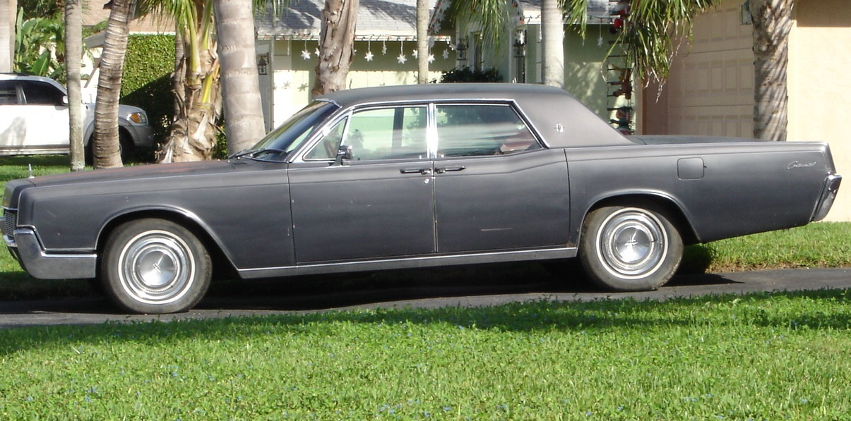 Another Powerstrokin250 1967 Lincoln Continental Post 1646103 By