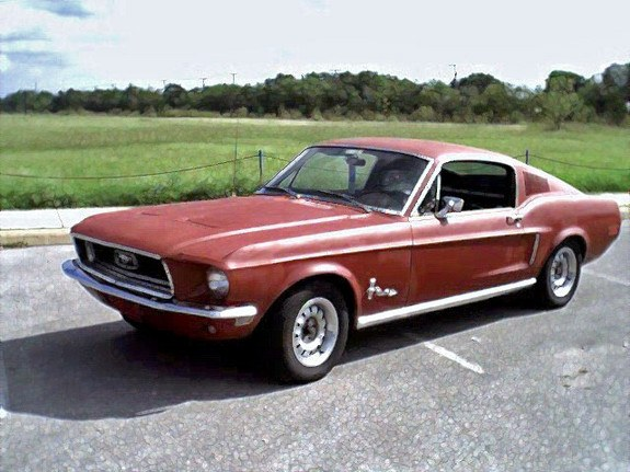 nitro24inch 1968 Ford Mustang