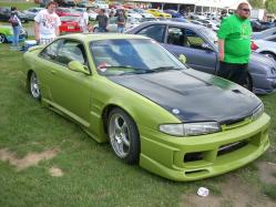 primerprincesss 1995 Nissan 240SX