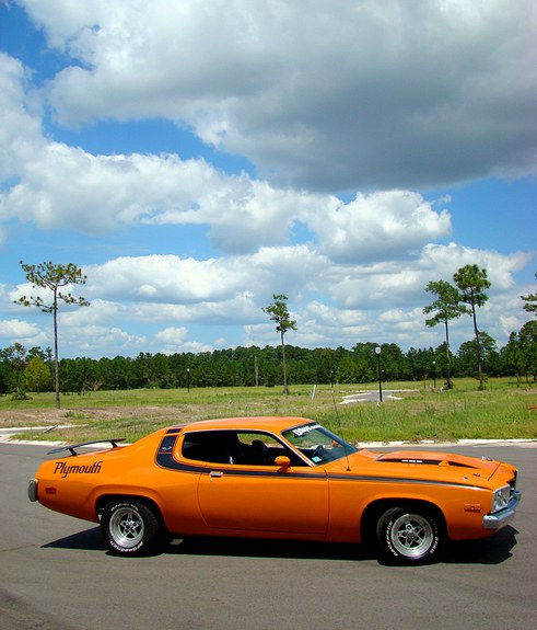 Another White82 1974 Plymouth Roadrunner post... - 10403280