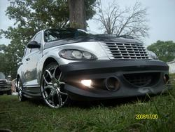 1cruiser1s 2002 Chrysler PT Cruiser