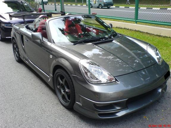 Megatron1zz 2006 Toyota Mr2 Spyder Specs Photos Modification Info At Cardomain