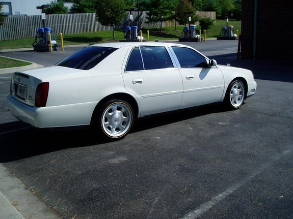 Another keylow 2002 Cadillac DeVille post... - 9256194