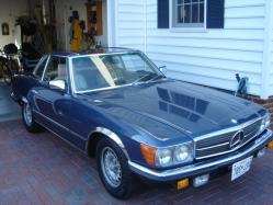 nick2becks 1985 Mercedes-Benz SL-Class