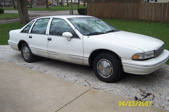 Another MrCadillac 1994 Chevrolet Caprice post... - 10404683