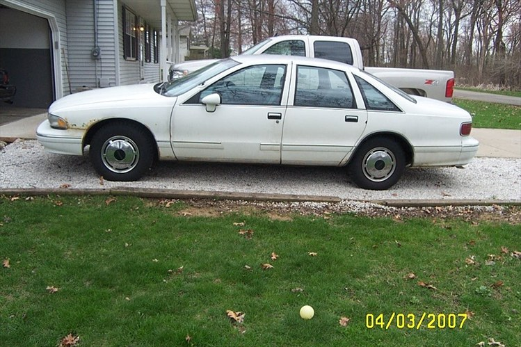 Another MrCadillac 1994 Chevrolet Caprice post... - 10404684