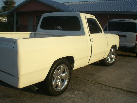 88d150's 1988 Dodge D150 Club Cab