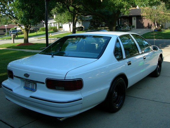 Another MrCadillac 1995 Chevrolet Caprice post... - 11281378