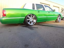 sosaraider84 1995 Lincoln Town Car