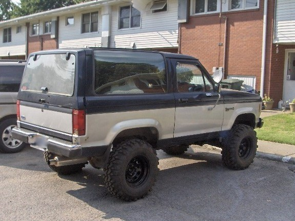 Sniper327 1988 Suzuki Samurai Specs Photos Modification