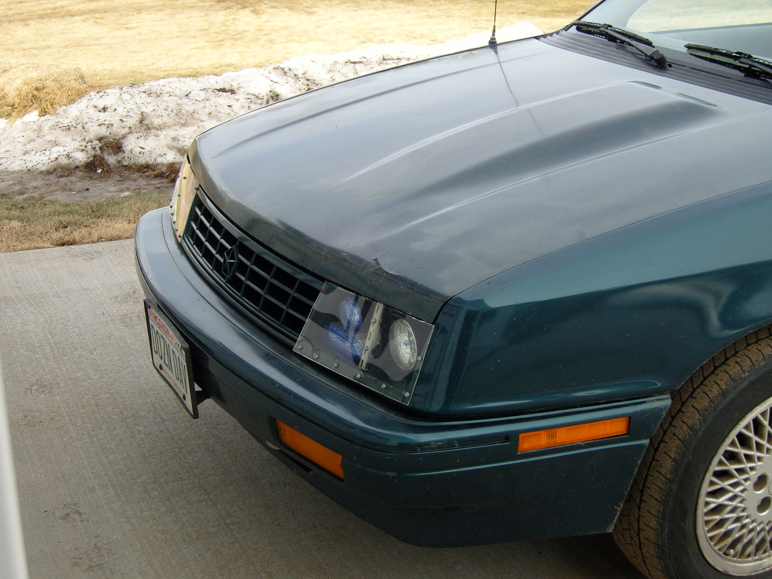 Another dozndav 1992 Plymouth Duster post... - 10430830