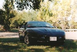 95BlckFirebirds 1995 Pontiac Firebird