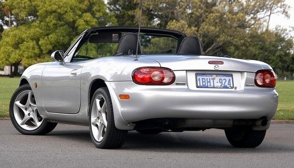 Another tiger90 2002 Mazda Miata MX-5 post... - 9254919