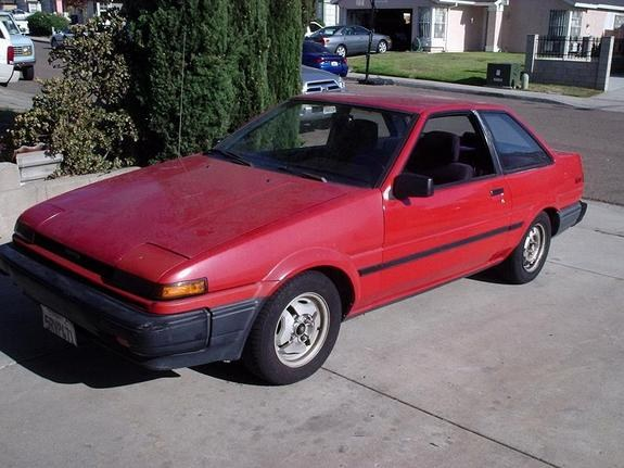 Another solarxclipse 1987 Toyota Levin post... - 9255174