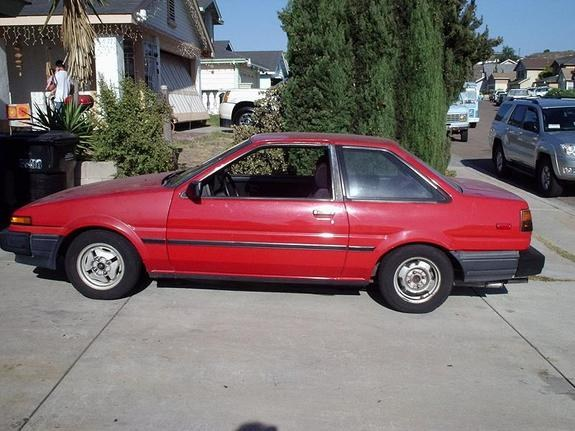 Another solarxclipse 1987 Toyota Levin post... - 9255175
