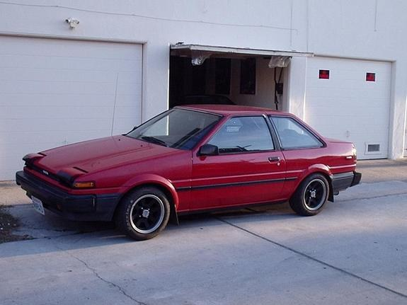 Another solarxclipse 1987 Toyota Levin post... - 9255184