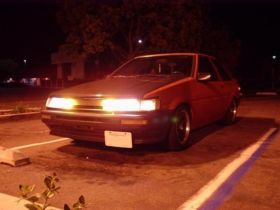 Another solarxclipse 1987 Toyota Levin post... - 9255194