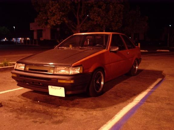 Another solarxclipse 1987 Toyota Levin post... - 9255195