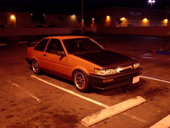 Another solarxclipse 1987 Toyota Levin post... - 9255196