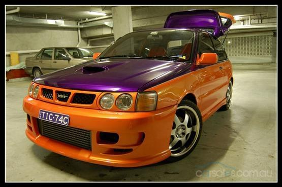 Gtstar4321 1994 Toyota Starlet Specs Photos Modification Info At Cardomain
