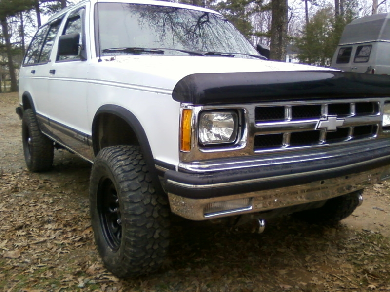 LAC310 1993 Chevrolet S10 Blazer Specs, Photos, Modification