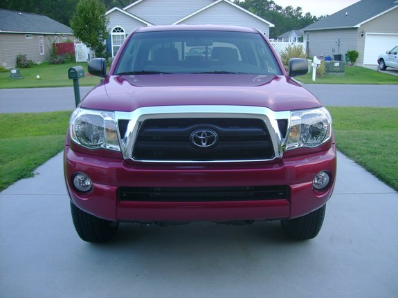 hrbib21 2007 toyota tacoma xtra cab specs photos. Black Bedroom Furniture Sets. Home Design Ideas