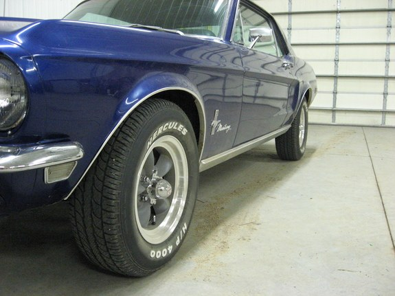 jlangholzj's 1968 Ford Mustang
