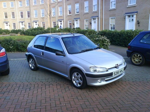 306crw 1999 peugeot 106 specs photos modification info at cardomain. Black Bedroom Furniture Sets. Home Design Ideas
