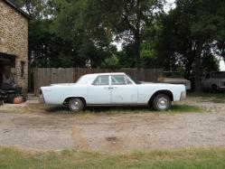 CCR5070s 1962 Lincoln Continental