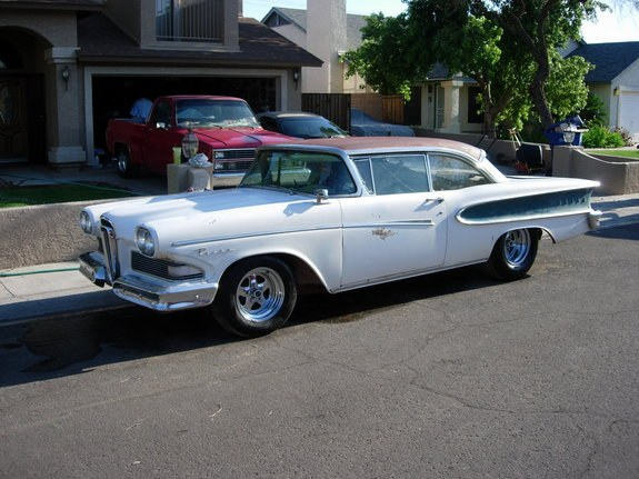 Another Fastrehotrods 1958 Ford Edsel post... - 10409137