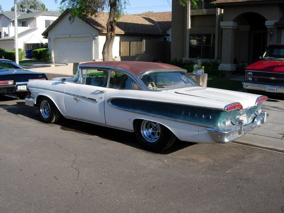 Another Fastrehotrods 1958 Ford Edsel post... - 10409138
