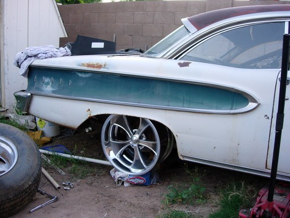 Another Fastrehotrods 1958 Ford Edsel post... - 10409139