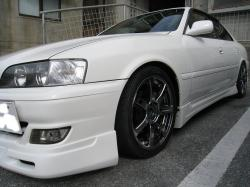 rico_mr_suave2 1999 Toyota Chaser