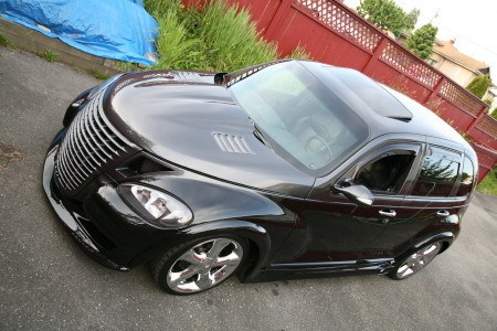 totalsleeper 2003 chrysler pt cruiser specs photos. Black Bedroom Furniture Sets. Home Design Ideas