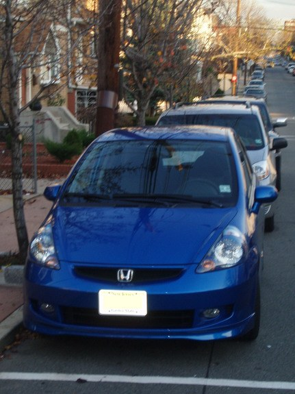 Another eldirty 2007 Honda Fit post... - 9106082