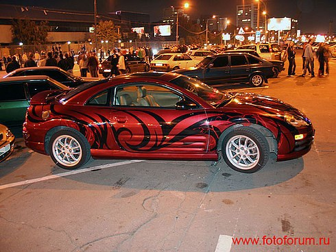 Another Stay_C 2001 Mitsubishi Eclipse post... - 9256519