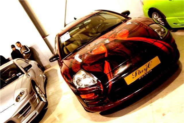 Another Stay_C 2001 Mitsubishi Eclipse post... - 9256537
